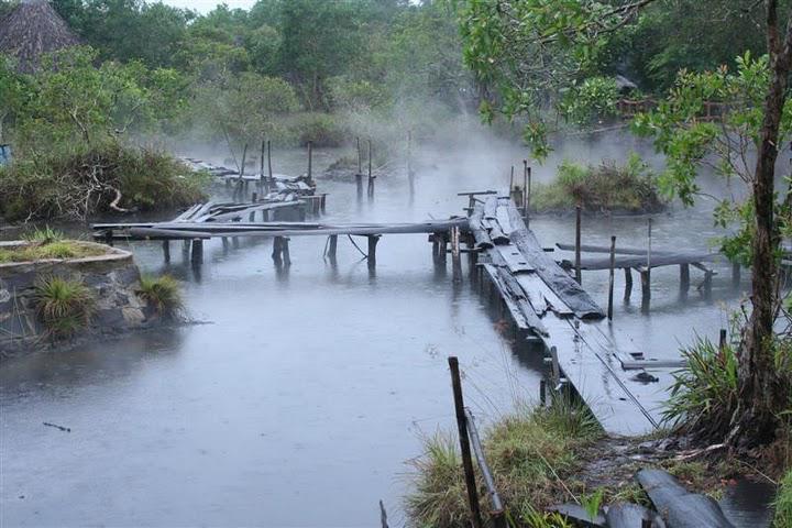 ベトナムの温泉