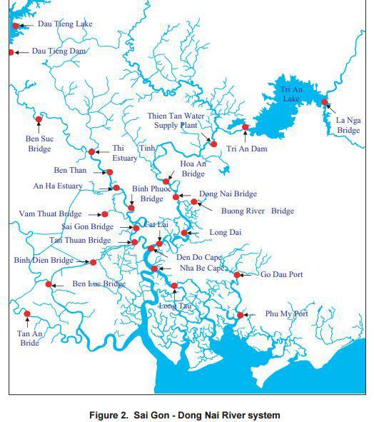 水不足に悩むベトナム・ホーチミン