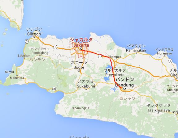 中国か?日本か? 【インドネシアの高速鉄道 受注競争大詰め】